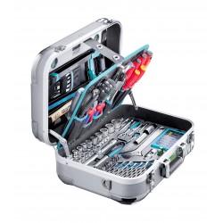 """Coffre à outils en ABS """"PRO CHROME 185"""""""