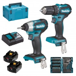 SET MAKITA DLX2220TJ2