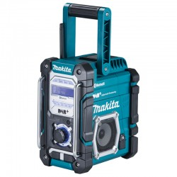 Radio Pour Chantier DAB / DAB+ / FM / Bluetooth DMR112 Makita