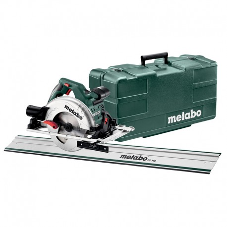 Scie circulaire portative KS 55 FS SET Metabo