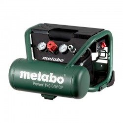 Compresseur 8 bar POWER 180-5 W OF Metabo
