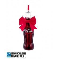 Décoration de Noël - Bouteille de Coca-Cola ®