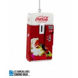 Décoration de Noël - Frigo Coca-Cola ®