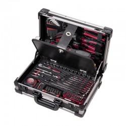 "Coffret D'outils Pro-Line, 1/4"", PB, 123 Pcs. Kraftwerk"