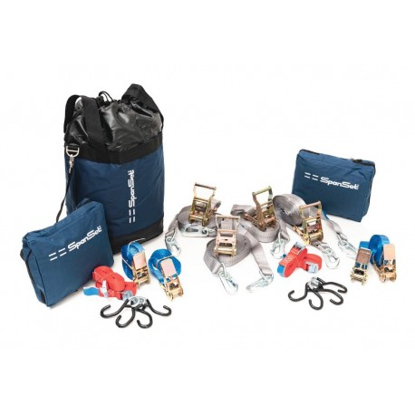 Set SpanSet avec sacs de transport