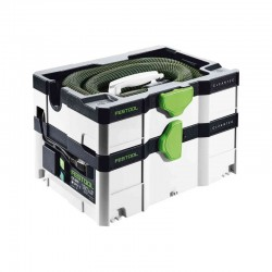 Aspirateur 1000W CLEANTEC CTL SYS Festool