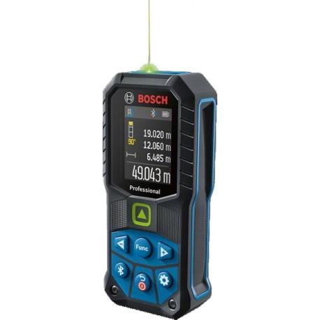 Télémètre laser GLM 50-27CG Professional Vert Bosch