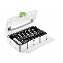 Set de forets Forstner FB D 15-35 CE-Set Festool