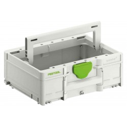 Boîte de rangement ToolBox Systainer³ SYS3 TB M 137 Festool