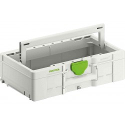 Boîte de rangement ToolBox Systainer3 SYS3 TB L 137 Festool