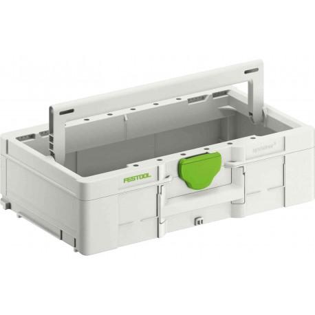 Boîte de rangement ToolBox Systainer3 SYS3 TB L 137 Festool