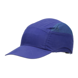Casquette antiheurt First Base+ Bleue 3M