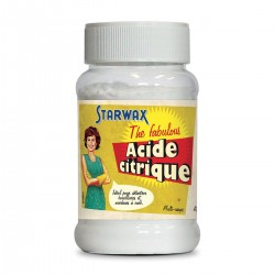 Acide citrique 400g Starwax The Fabulous