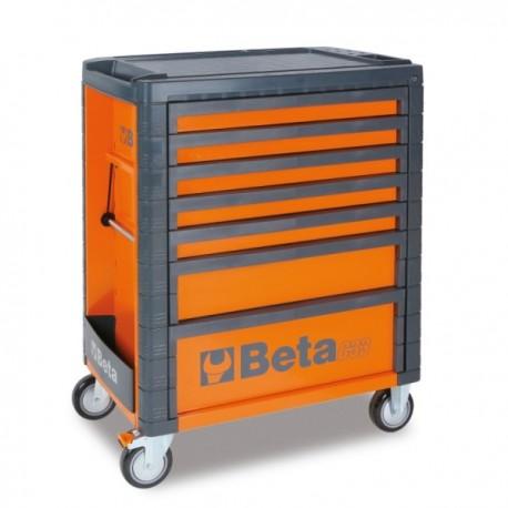 Servante mobile d'atelier à sept tiroirs BETA C33/7-O