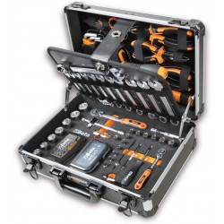 Coffret d'outils Alu Easy 2054E/E 128 pcs. Beta