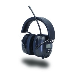 Protecteur auditif X-ION 25dB avec Bluetooth-Audioplayer