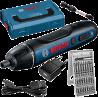 Visseuse sans fil Bosch GO 2.0 Professional