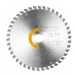 Lame de Scie circulaire WOOD FINE CUT HW 160x1,8x20 WD42 Festool
