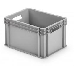 Caisse en plastique fermée 400×300×235 Alutec