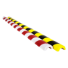 Amortisseur de chocs - Demi-cercle pour tube Ø30mm