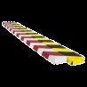 Amortisseur de chocs - Rectangulaire pour surface plane