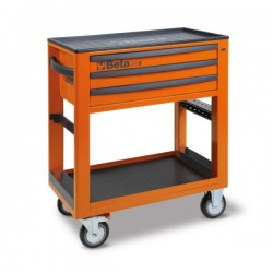 Chariot de service d'atelier à 3 tiroirs C50S Beta