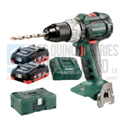 PERCEUSE-VISSEUSE 18V + 2 x 4.0Ah METABO BS 18 LT BL