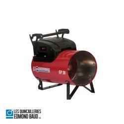 Chauffage à gaz 15-30 kW