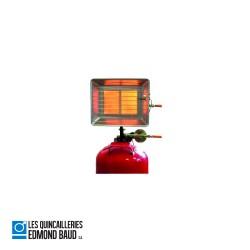 Chauffage à gaz LPO
