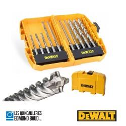 Coffret DeWalt DT8977B XLR Extrême SDS-Plus (10 pièces)